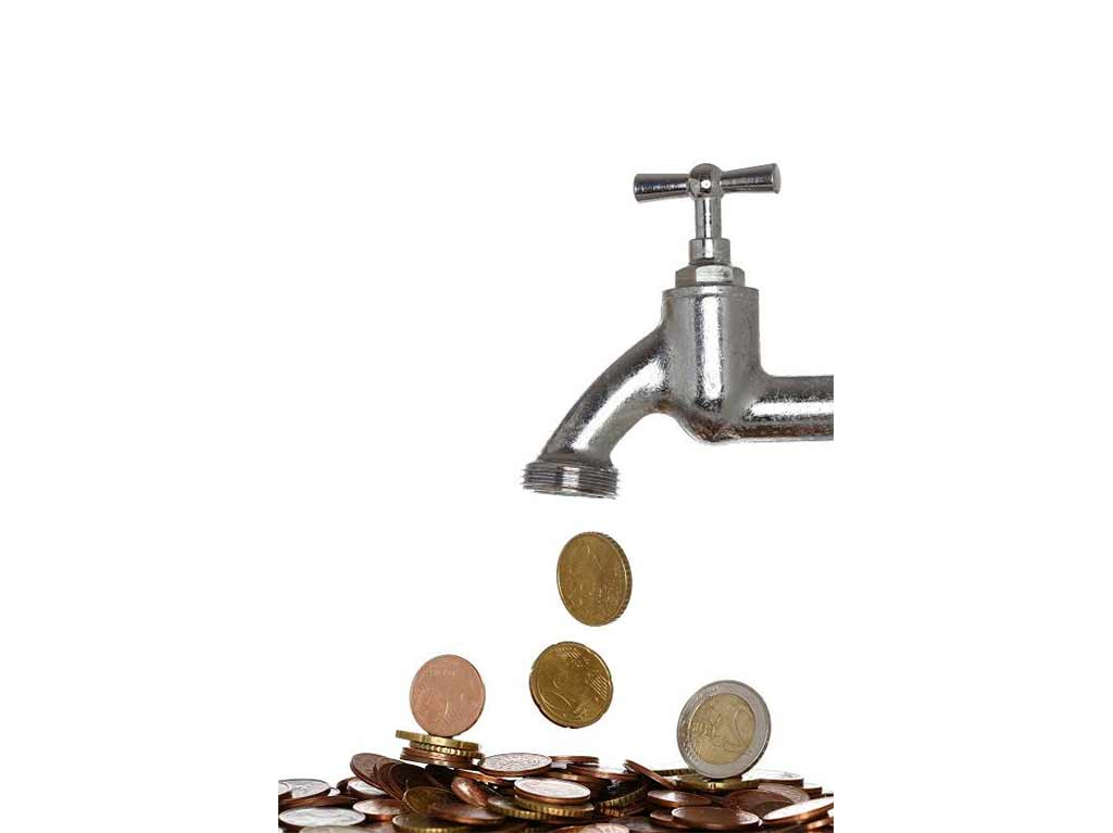 הפחתת אגרת מים וביוב